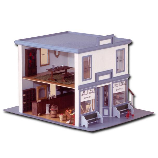 Laser Cut Taft General Store Dollhouse Kit