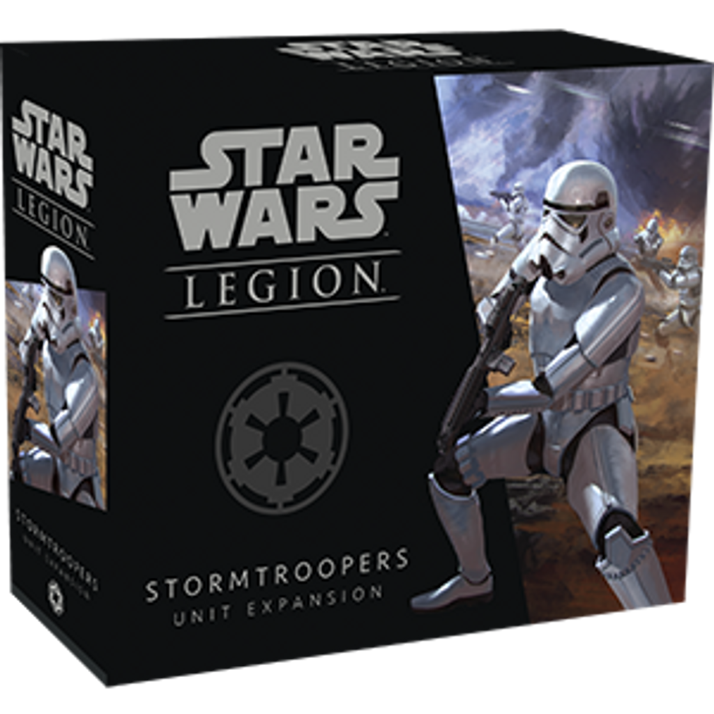 Star Wars Legion Stormtroopers Imperial Expansion