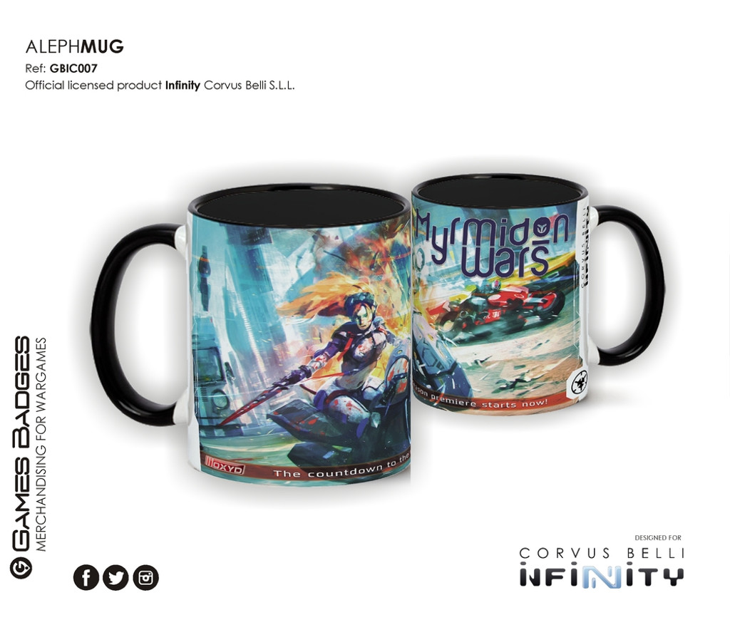 INFINITY Ceramic Mug