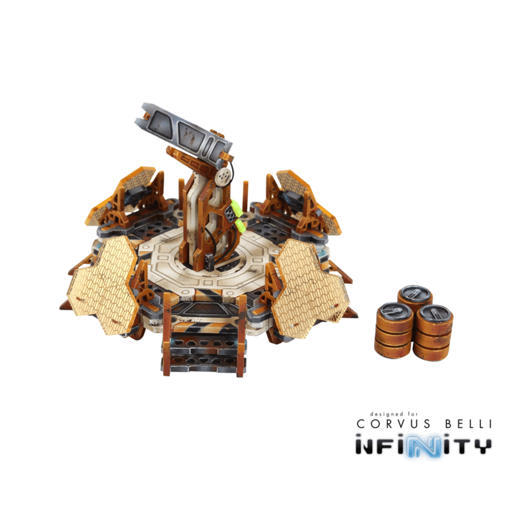 Warsenal - Cosmica Launch Pad