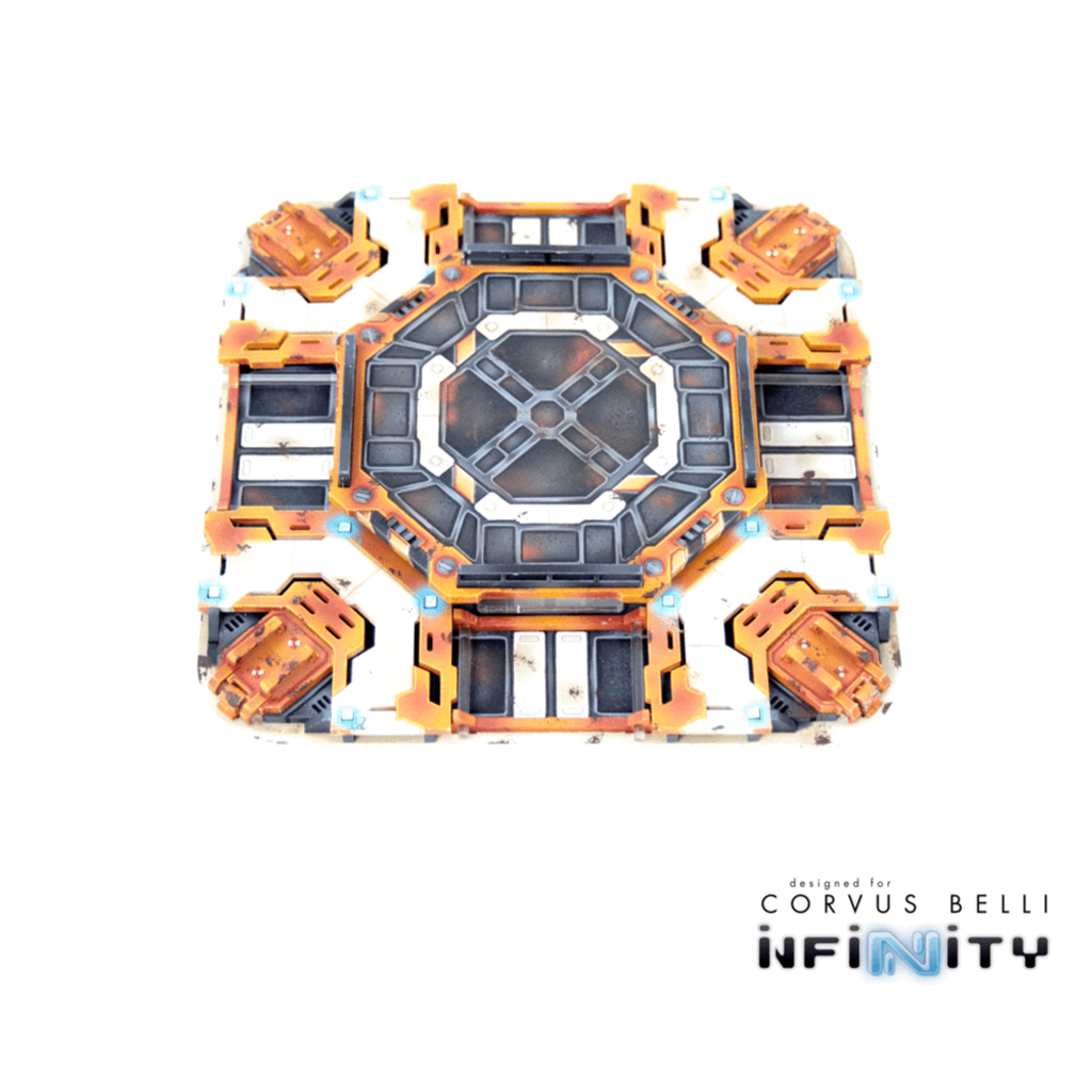 Warsenal - Cosmica Armory Roof