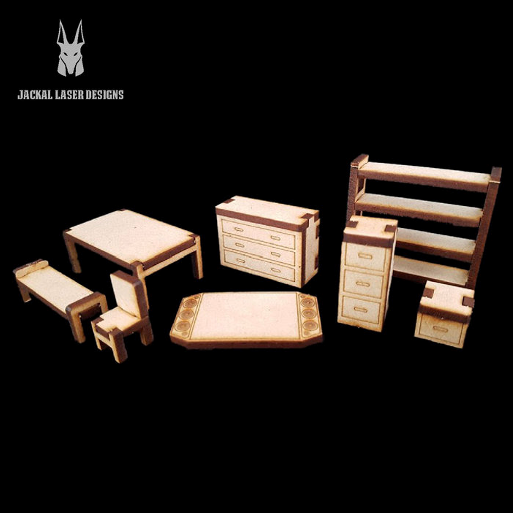 Office equipment by Jackal Designs