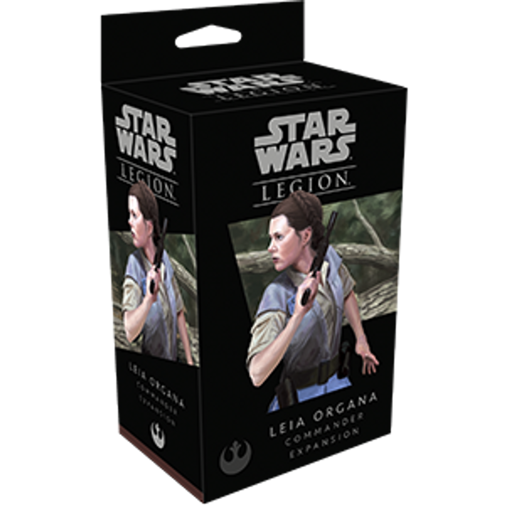 Star Wars: Legion, Leia Organa