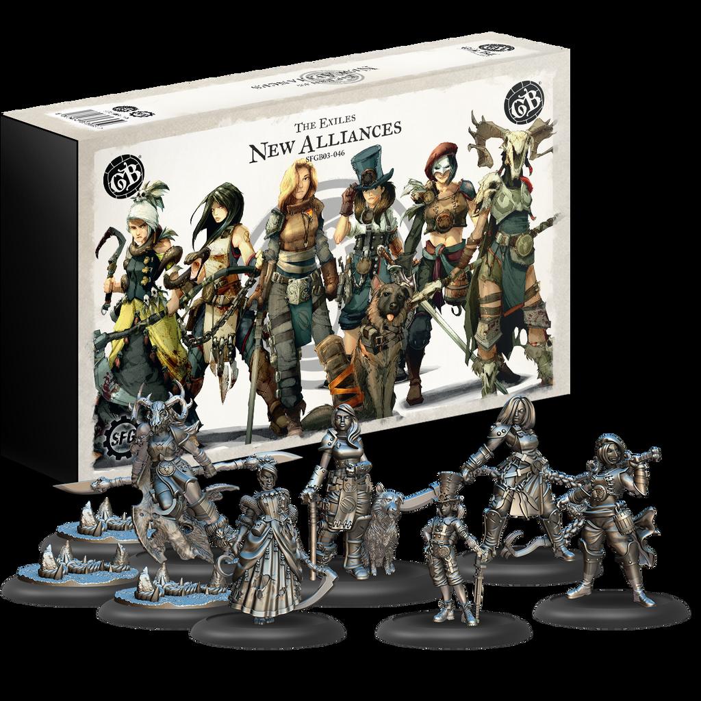 The Exiles: New Alliances