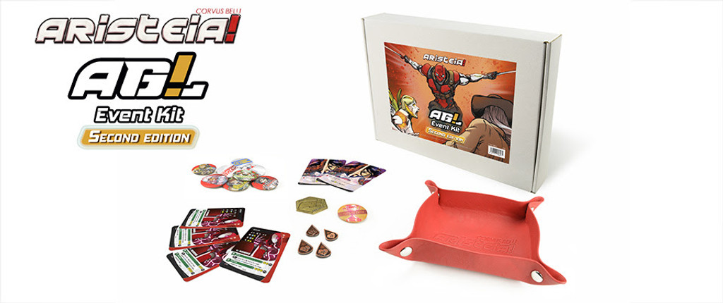 AGL EVENT KIT - SECOND EDITION