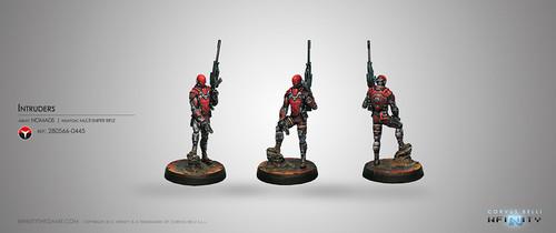 Intruder, Corregidor Assault Commando (MULTI Sniper)