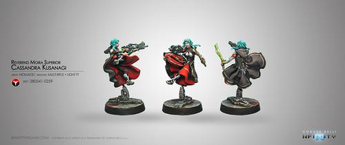 Cassandra Kusanagi (MULTI Rifle + Light Flamethrower, Shock CCW)