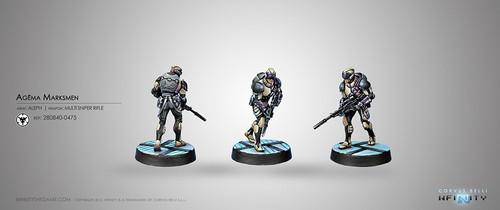 Agema Marksmen (Multi Sniper)