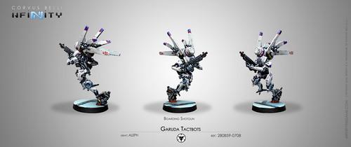 Garuda Tactbots (Boarding Shotgun)