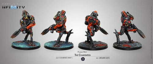 The Charontids (Plasma Rifle)