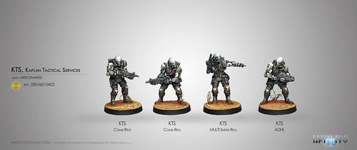KTS, Kaplan Tactical Services  Starter Set
