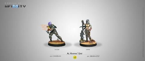 Al Hawwa' Unit (Hacker / Sniper)