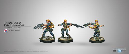 Para-Commandos 2 (Rifle)