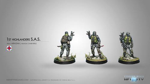 S.A.S. (Chain Rifle)