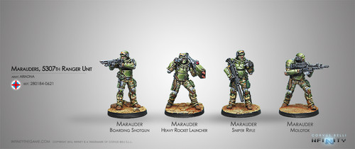 Marauders, 5307th Ranger Unit