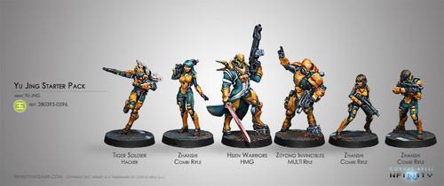 Yu Jing Starter Pack