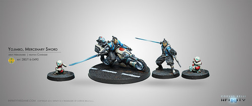 Yojimbo, Mercenary Sword