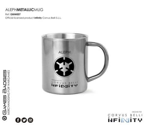 INFINITY Metallic Mug