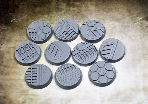 Warp Core - Resin Bases by Secret Weapon