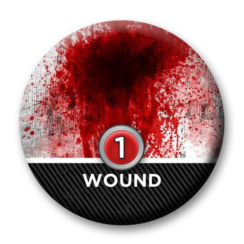 Warsenal - MAGNETIC WOUND MARKER
