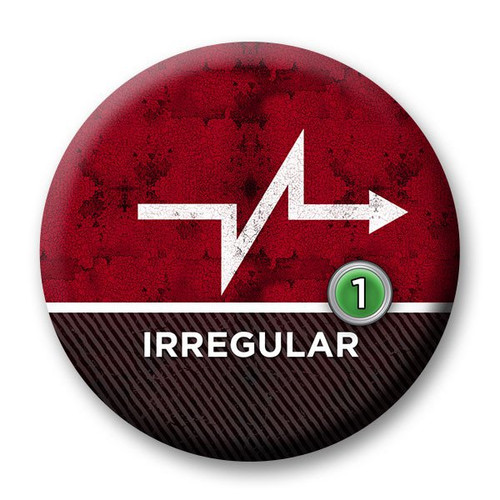 Warsenal - MAGNETIC IRREGULAR MARKER
