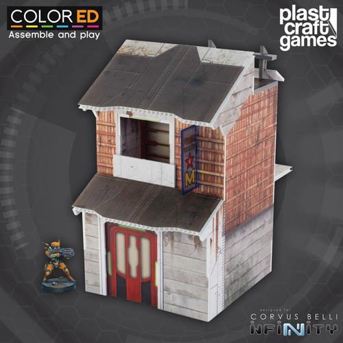 Plast Craft ColorED Star Motel
