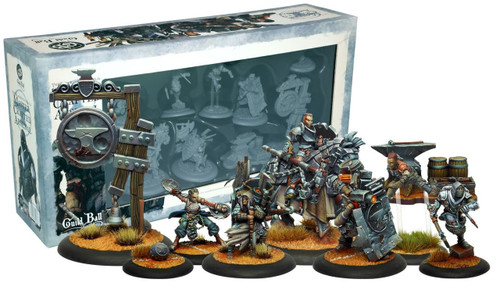 Guild Ball The Blacksmiths Guild Master Crafted Arsenal