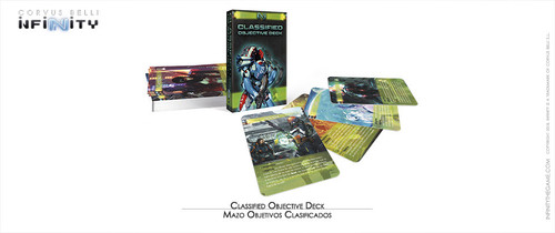 CLASSIFIED OBJECTIVE DECK
