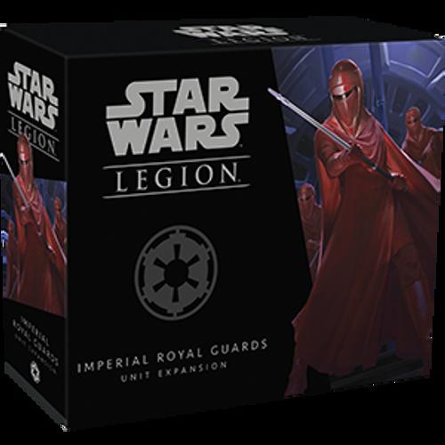 (PREORDER) Star Wars Legion Royal Guards (OCT)