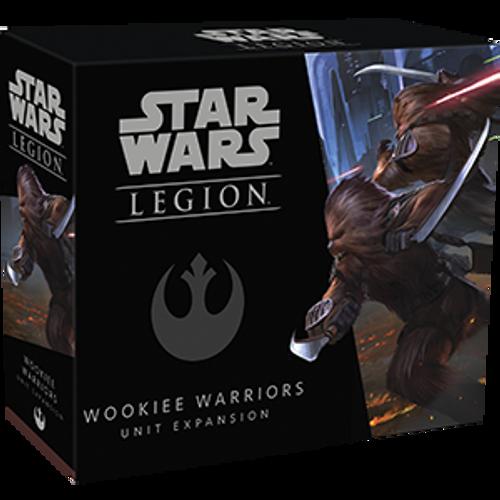 (PREORDER) Star Wars Legion Wookie Warriors (OCT)