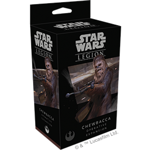 (PREORDER) Star Wars Legion Chewbacca Operative (OCT)