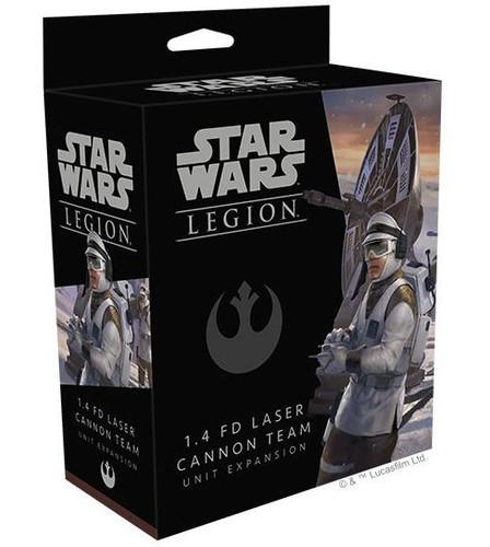 (PREORDER) Star Wars Legion 1.4 FD Laser Cannon Team Unit Expansion (OCT)