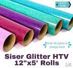 Siser Glitter 12
