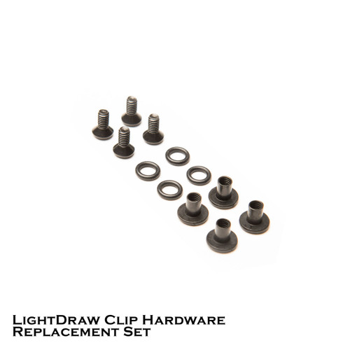 LightDraw Clip Hardware Replacement Set
