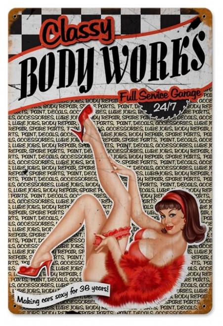 Classy Body Works