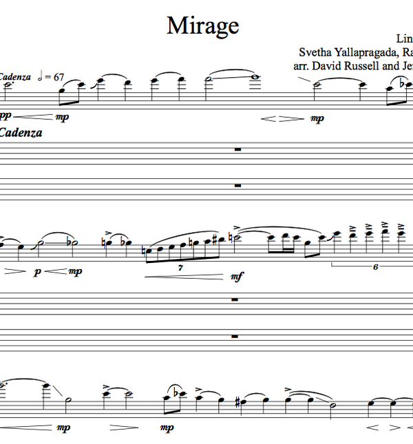 VIOLA Mirage w/ KARAOKE Play-Along Tracks - Sheet Music