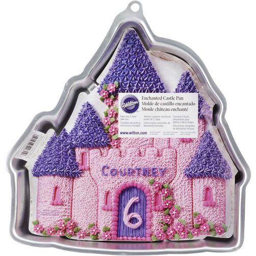 castle cake pan
