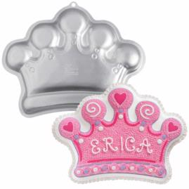 crown cake pan