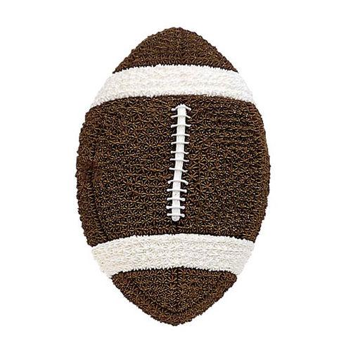 2d football cake pan