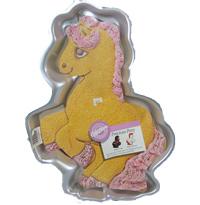 wilton precious pony cake pan