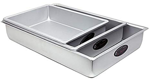 rectangle cake pans