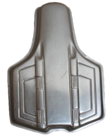 rocket ship cake pan