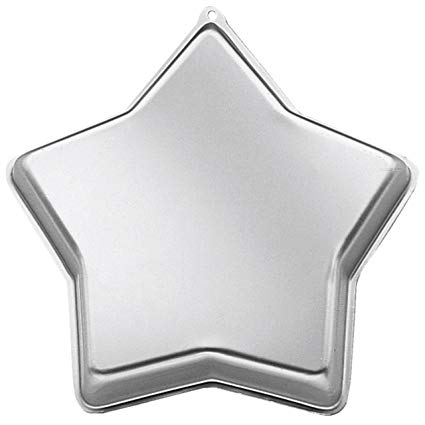 double star cake pan