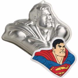superman cake pan