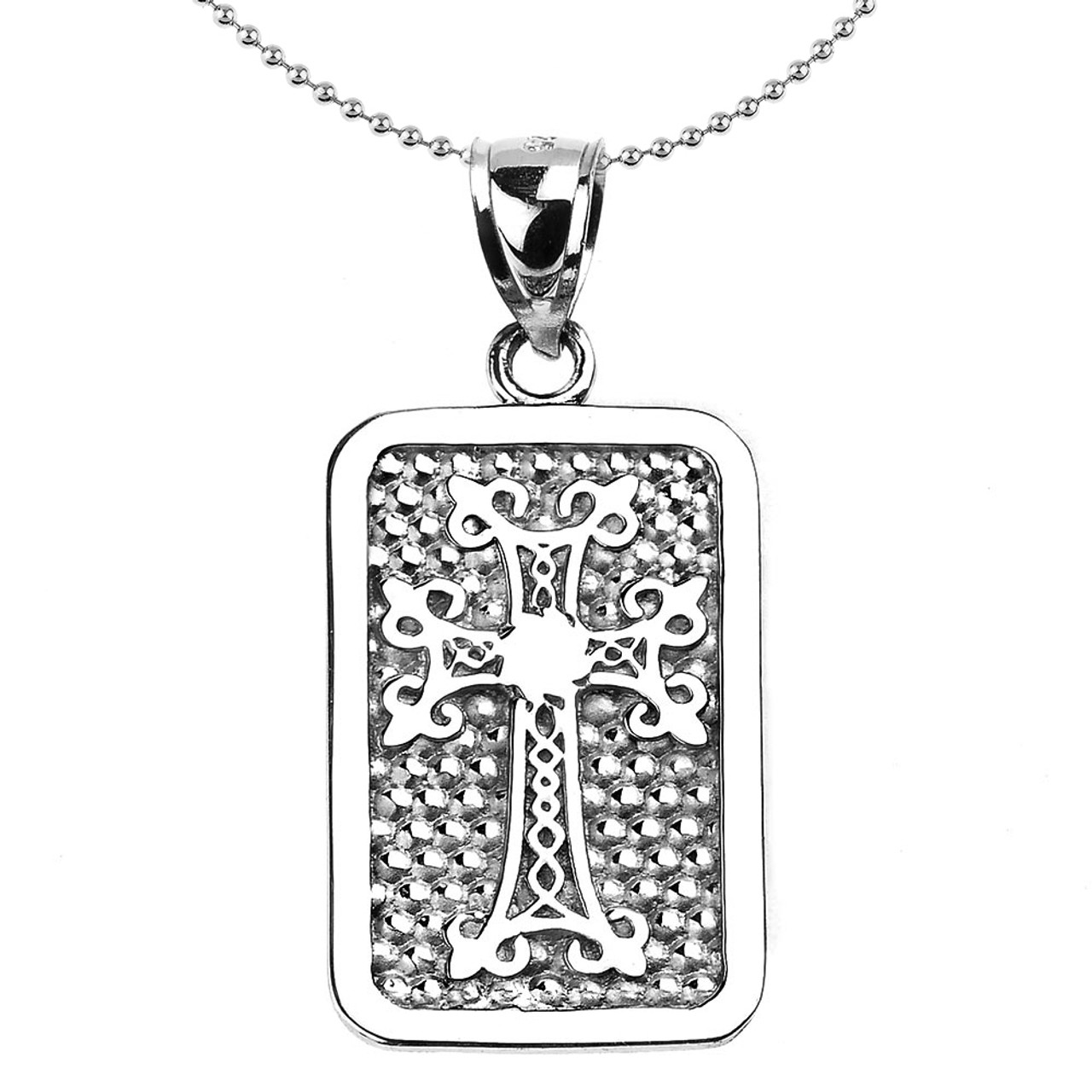 prayer s necklace addiction cross engravable lords eve pendant lord