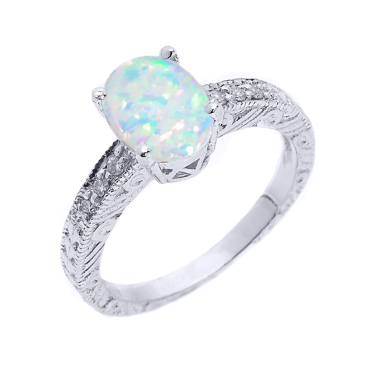 heart april ring products diamond deals birthstone rings
