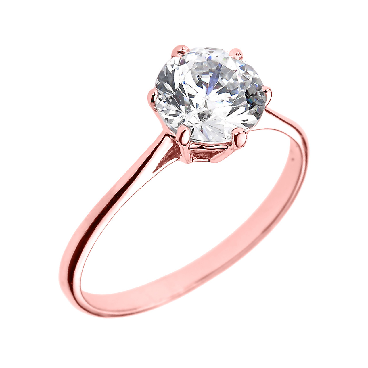 diamonds products accent rose morganite ring dainty engagement oval rings gold