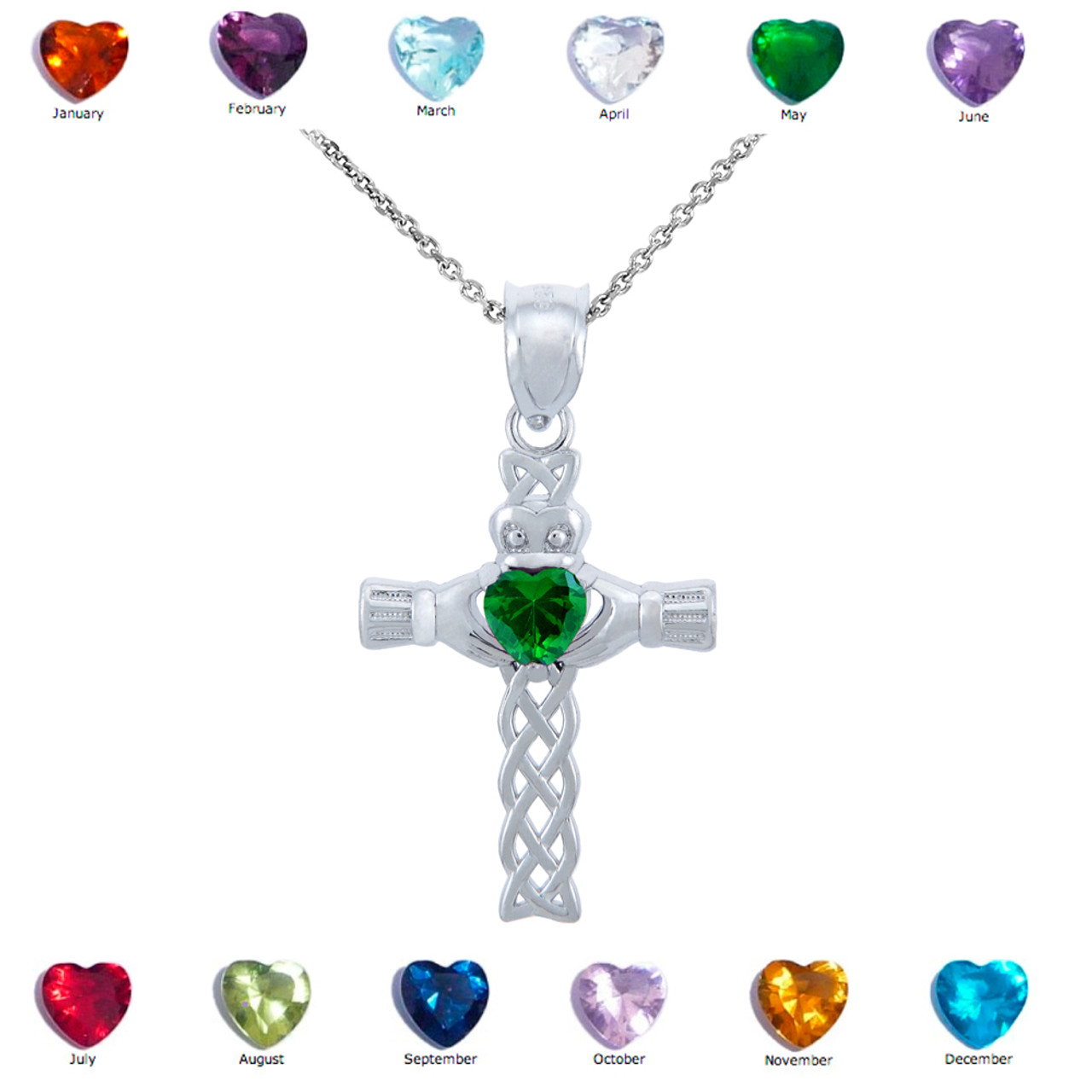 crafty celts necklace product cross pendant celtic