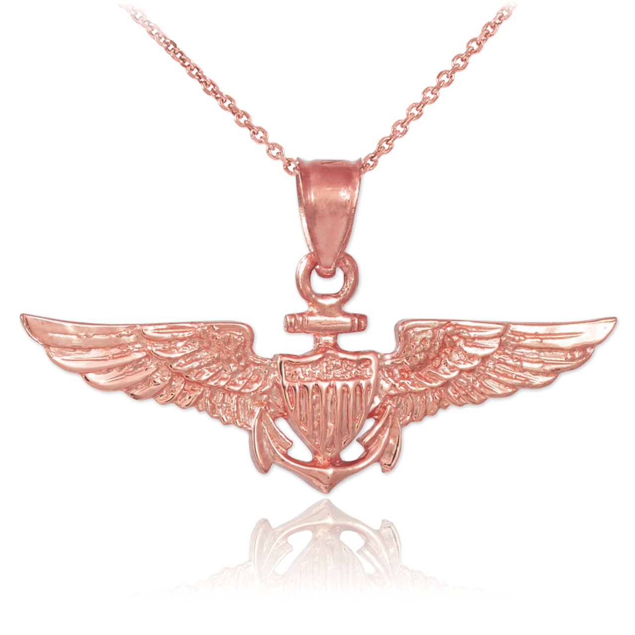 on product pendant silver la preciosa over free shipping sterling jewelry orders angel wing overstock watches
