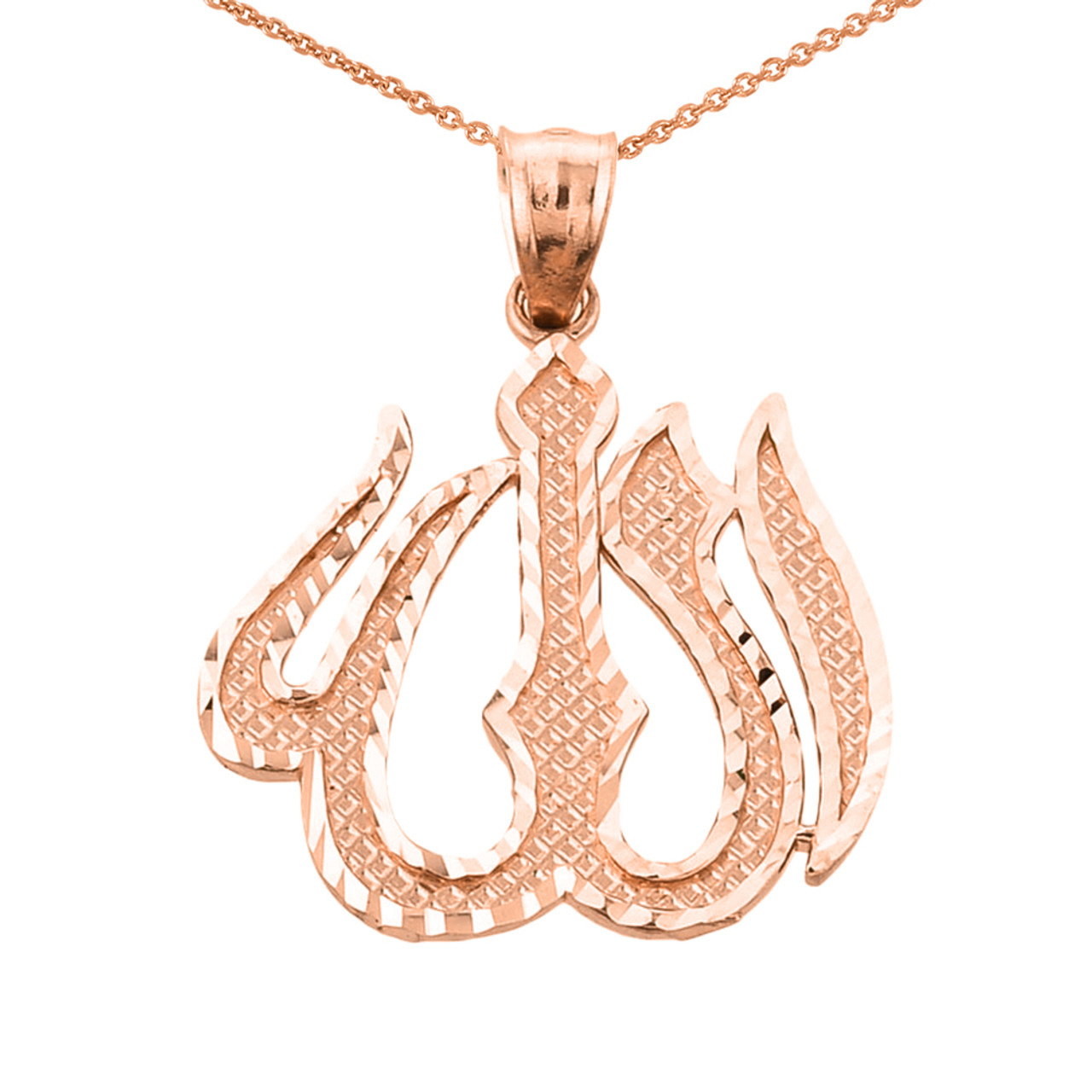 chain cut silver rope diamond at sterling gold necklace over